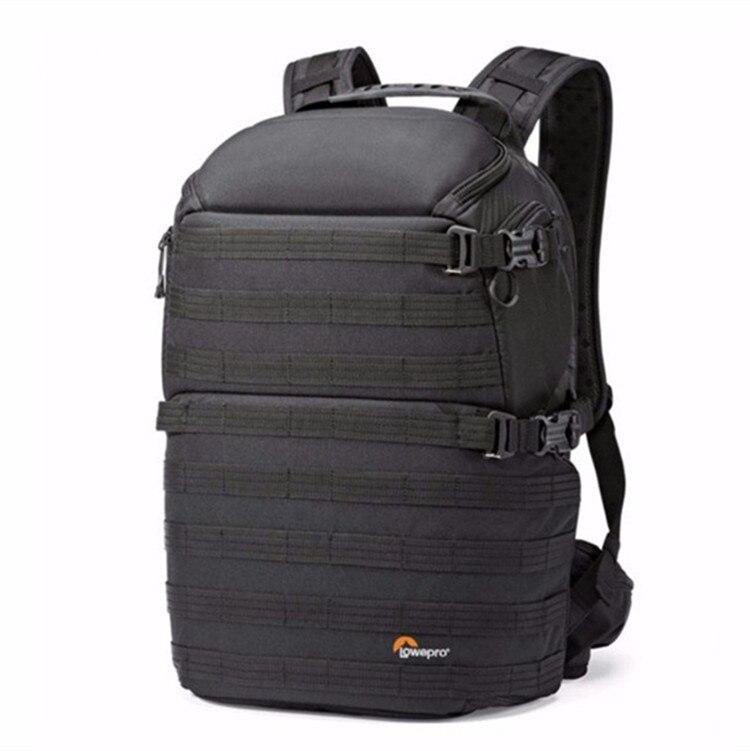 Lowepro ProTactic 450 aw épaule caméra sac appareil photo REFLEX sac D'ordinateur Portable sac à dos avec all weather Cover 15.6 pouce Ordinateur Portable