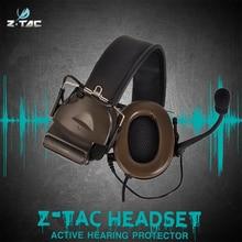 z tactical communication headset comtac II peltor headphones no noise reduction function Z151