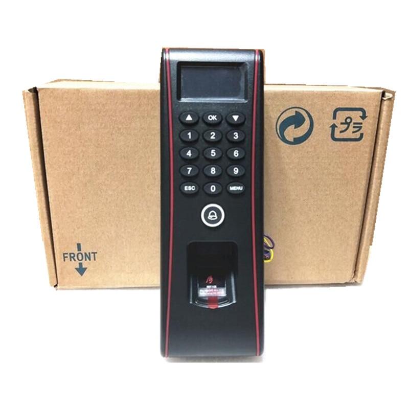 Keypad and Fingerprint ZK Door Access Controller TF1700 TCP/IP Fingerprint Time Attendance & Access Control Terminal biometric fingerprint and rfid access control fingerprint time attendance and access controller door access control lock