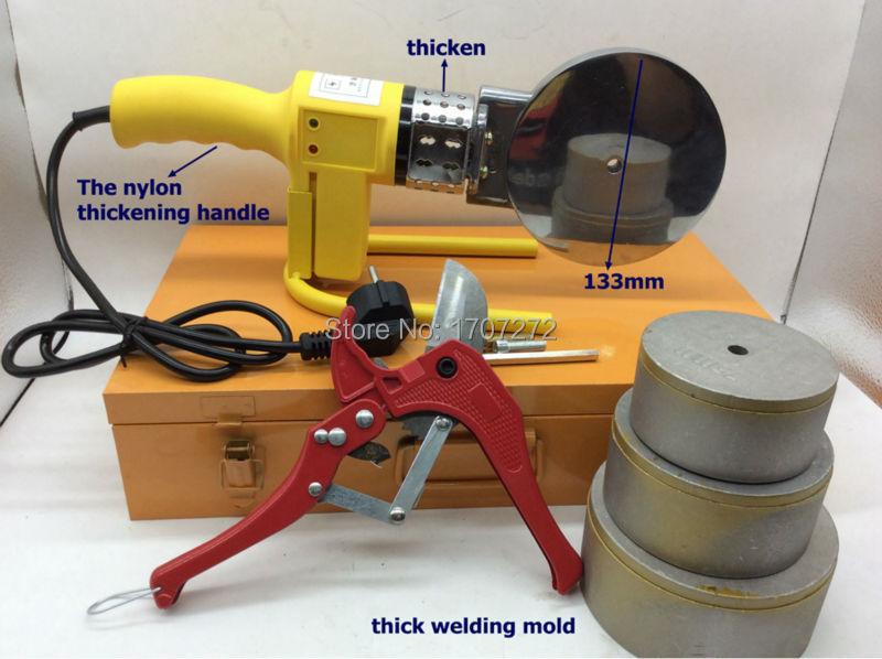 Máquina de soldadura electrónica PPR de temperatura constante, - Equipos de soldadura - foto 2