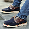 2016 Англия мужской обуви мода обувь Складные Topsider Оксфорды натуральная кожа платформы обувь Мужская Мокасины обувь Бесплатная Доставка