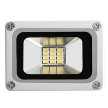 10 Вт 12 В Светодиодный прожектор s Ландшафтный Точечный светильник светодиодный поисковый светильник наружный светильник 12 вольт холодный белый прожектор садовый уличный квадратный светильник