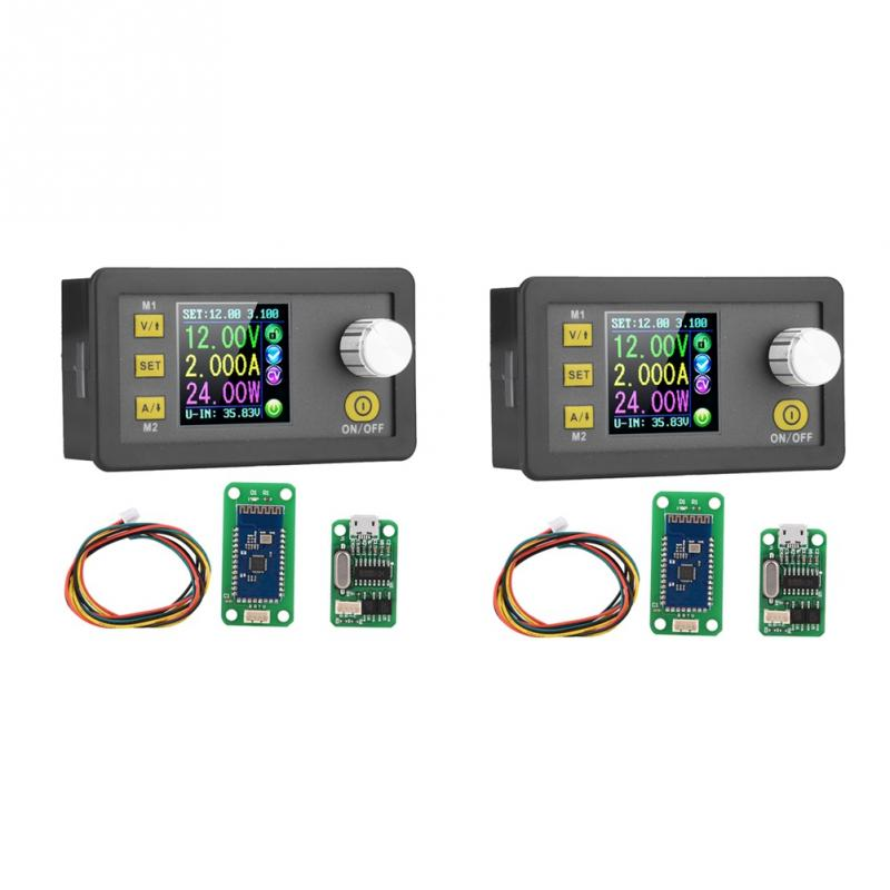 DPS3005 DPS5005 Communication Version Power Supply Step Down Voltage Programmable Control Converter with USB and Bluetooth