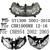 Motorcycle Front Headlamp Headlight Assembly for ST1300 CBR1000RR CBR954