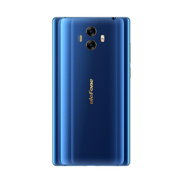 Ulefone MIX S 5.5″HD Bezel-less Smartphone Android 7.0 Quad Core 2GB 16GB 13MP Dual Cams 3300mAh Fingerprint 4G LTE Mobile phone