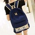 Mulheres impressão sacos de escola para mochila mochila mochila
