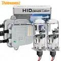 Buildreamen2 H4 Mini Projektor Objektiv Hallo/Lo Bi Xenon HID Xenon Kit AC Ballast Auto Scheinwerfer High Low strahl 55W 4300K 6000K 8000K