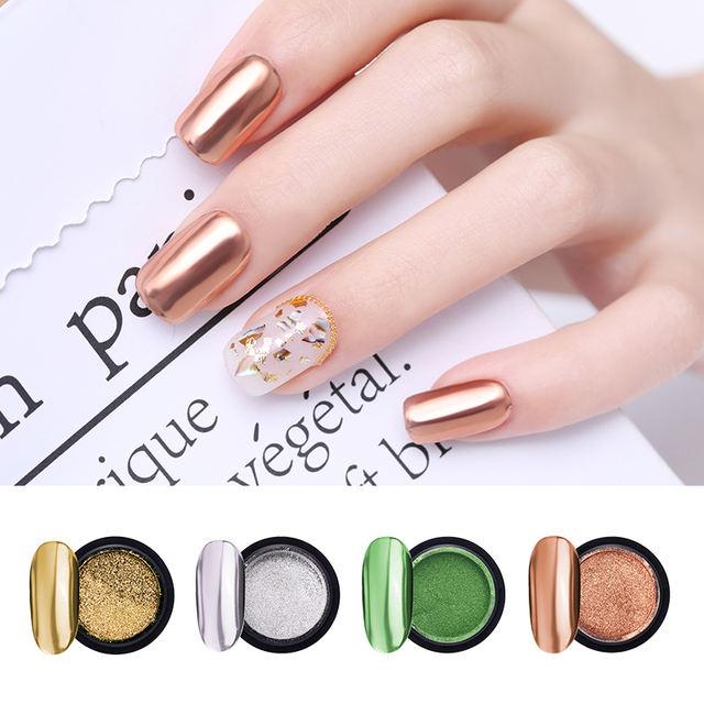 Nail Art Mirror Pigment Powder