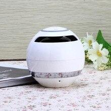Модный крутой портативный сабвуфер Мини Bluetooth беспроводной динамик высокого качества звук эффект Музыкальный шар сабвуфер#10