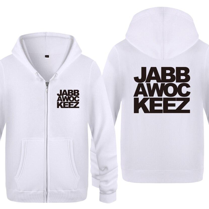 Jabbawockeez Hoodie Hip-hop Sweater Coat Sweatshirts Tops Sweatshirt jacket