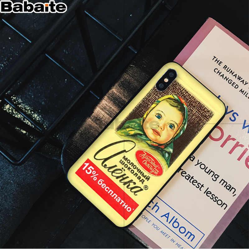 Babaite sô cô la Willy Wonka Bar Với Vàng Thiết Kế Sang Trọng Điện Thoại Bìa đối với Apple iPhone 8 7 6 6 S Cộng Với XS X MAX 5 5 S SE XR Bìa