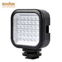 Godox LED 36 5500 6500 K appareil Photo LED éclairage SLR LED 36 lumière vidéo lumière extérieure Photo pour pour appareil Photo reflex numérique caméscope mini DVR