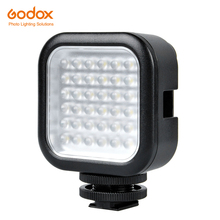 Godox LED36 5500 6500 K كاميرا Led الإضاءة SLR LED36 الفيديو الضوئي إضاءة صور خارجية ل DSLR كاميرا فيديو مسجل فيديو رقمي صغير