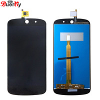 BKparts 1pcs Full LCD For Acer Liquid Z530 LCD Display Touch Screen Glass Assembly Replacement With