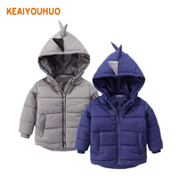 2 Colors Boys Jacket Winter Coat Children S Outerwear Winter Style Baby Goys And Girls