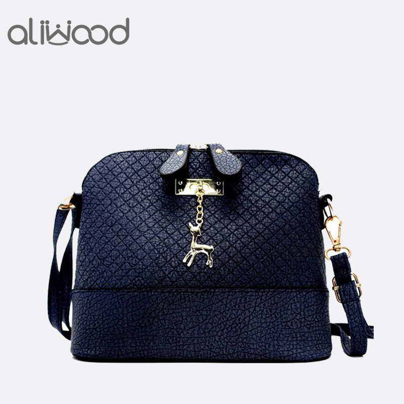 Aliwood Shell Bag HOT SALE 2018 Women Messenger Bags Fashion Mini With Deer Toy Women Shoulder Bags Females Crossbody Bag Bolsas