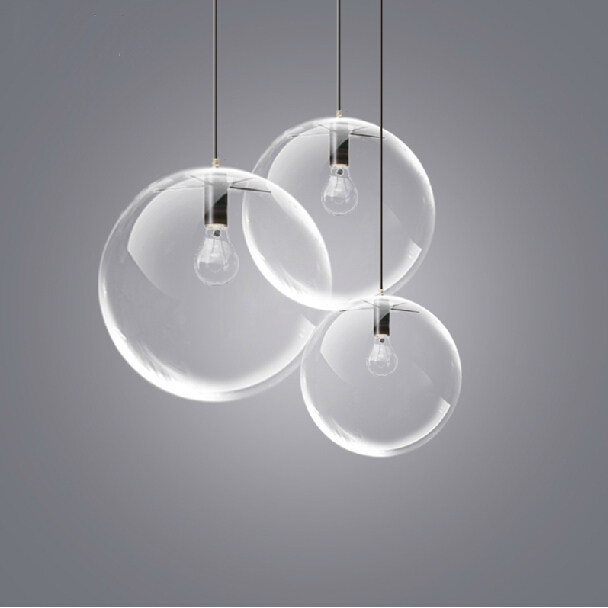 Online shop american country clear glass ball pendant lights american country clear glass ball pendant lights fixture restaurant coffee shops cafes bar home hang lamps dining room droplight aloadofball Choice Image