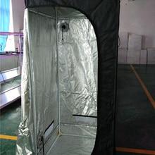 Гидропоника расти палаточный 80* 80* 180 см номера- токсичных 600* 300D внутреннего теплице растущей палатка гидропоника оборудование