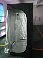Hydroponic grow tent 80*80*180cm non toxic 600*300D Indoor greenhouse growing tent hydroponics equipment