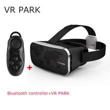 "VRสวนคนG Oogleกระดาษแข็งVR +บลูทูธControllerl VRแว่นตาเสมือนจริงแตกแยกภาพยนตร์เกม3d 4.7 ""-6.0″โทรศัพท์มือถือ"