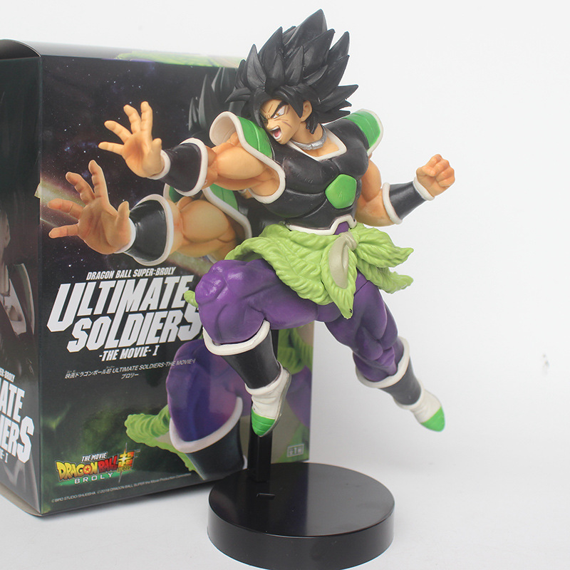 24CM Dragon Ball Broli Figurine Ultimate warrior Dolls Toys PVC Action Figure Collection Model Toy H57324CM Dragon Ball Broli Figurine Ultimate warrior Dolls Toys PVC Action Figure Collection Model Toy H573