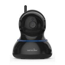 Wansview Q3s 2MPไร้สาย 1080P HDกล้องIP WiFiการเฝ้าระวังความปลอดภัยภายในบ้านกล้องวงจรปิดกล้องนาฬิกาปลุกP2P Monitor PZT onvif RTSP