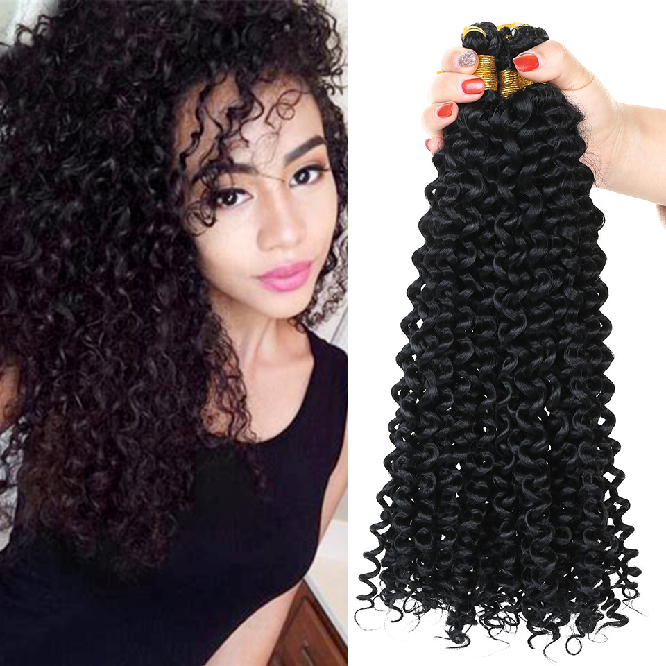 Wtb Long Wavy Braiding Hair Extensions 100g Synthetic Nature Color