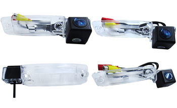 free shipping!!! Car Rear View Parking CCD Camera For Kia Sportage R 2010-2014 image