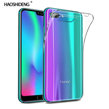 Case For Huawei Honor 10 TPU Silicon Durable Clear Transparent Soft Case for Huawei Honor 10 Phone protective Back Cover все цены