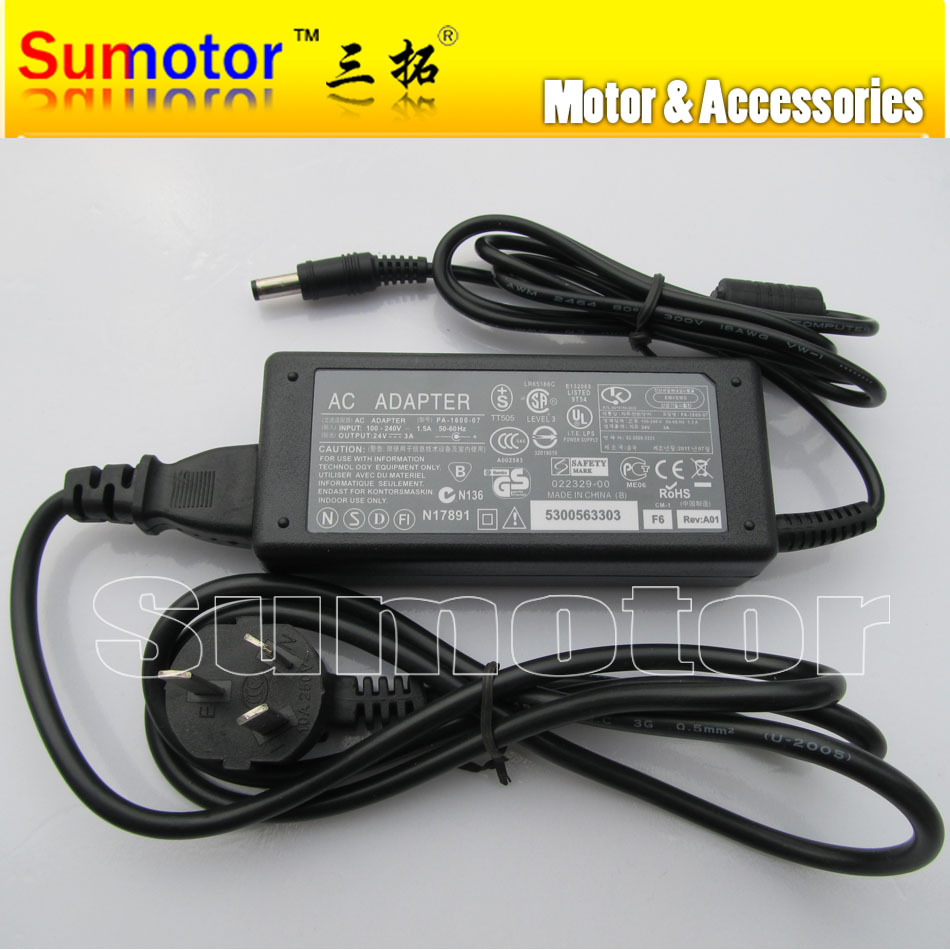 Buy Ac To Dc 24v 3a Power Adapter Ac Dc