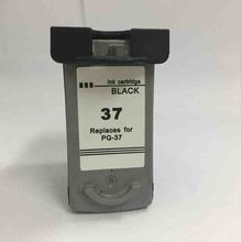 Vilaxh PG37 compatible ink cartridge for canon PG-37 For Canon PG 37 IP1800 1900 2500 2580 2600 MP140 160 190 printer