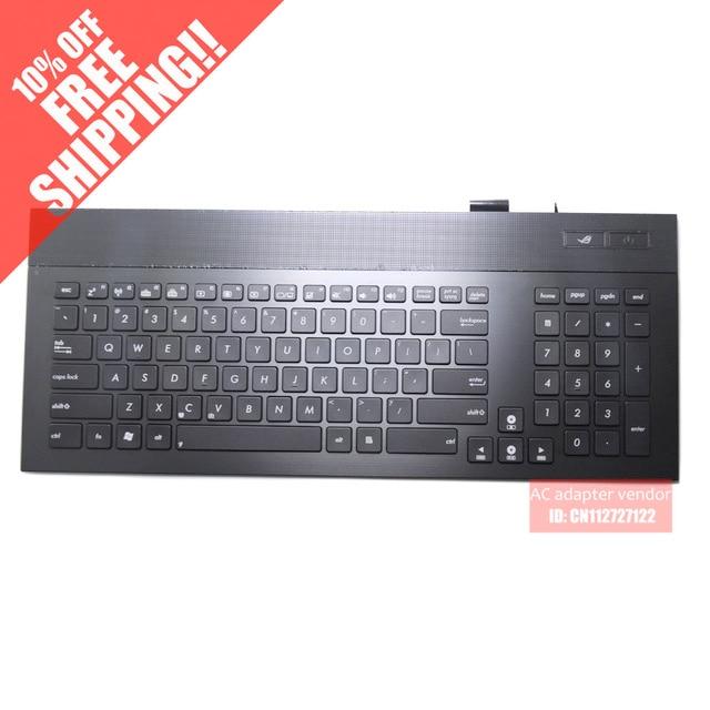voor asus g74 g74s g74sx laptop verlicht toetsenbord