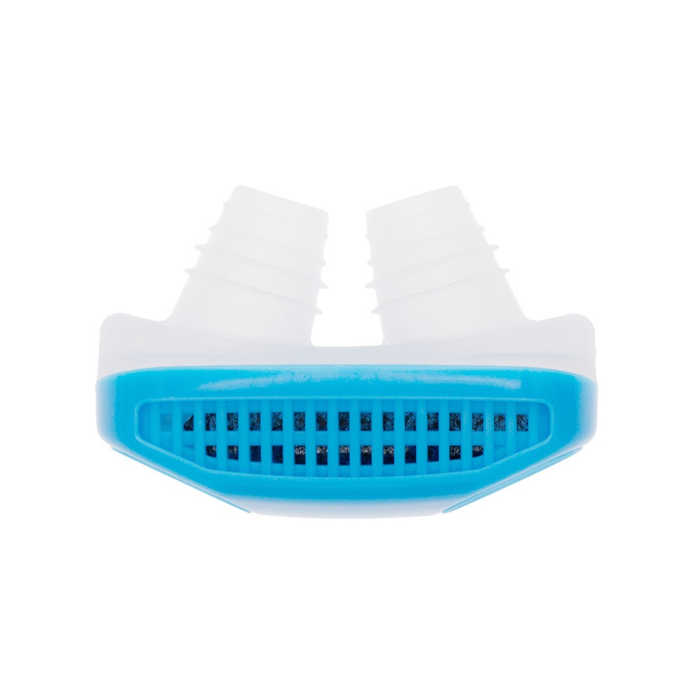 Mini Anti Snoring Device for Relieving Snore and Nasal Congestion Made of ABS and silicone material 8