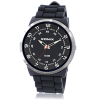 XONIX Men Watch Top Brand Luxury Famous Male Clock Wrist Watch Casual Fashion Business Quartz Watch