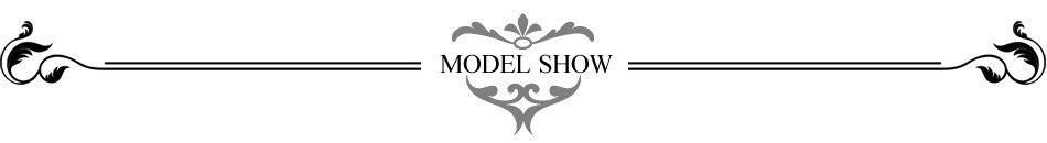 3. Xinyao model show