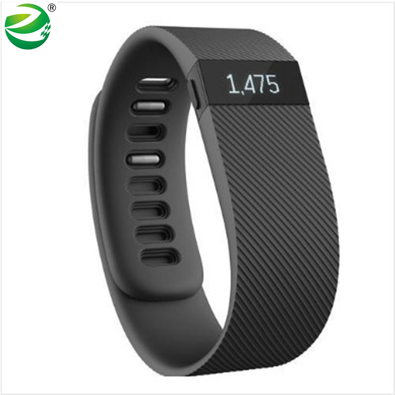 ZycBeautiful Original Force Smart Wristband Health Fitness Bracelet Killer For Fitbit Charge hr Garmin Xiaomi mi band 2 PK Force