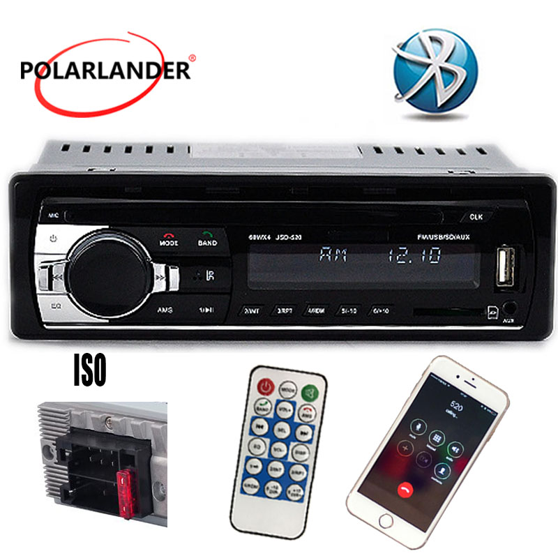 12V autoraadio FM-raadio MP3-audio-mängija, mis on ehitatud - Autode Elektroonika - Foto 3