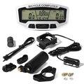 28 Functions Waterproof Bike Computer Bicycle Digital LCD Computer Odometer Speedometer Velometer Backlight CS272+