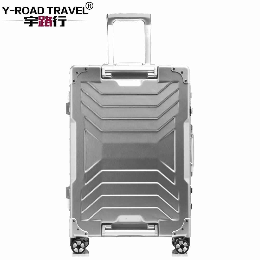 Подробнее Обратная связь Вопросы о Алюминий тележка чемодан нести на ... 53d026dea6b