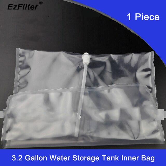 Бак для хранения воды обратного осмоса 3,2 галлонов специальный внутренний мешок PE прозрачный мешок для воды