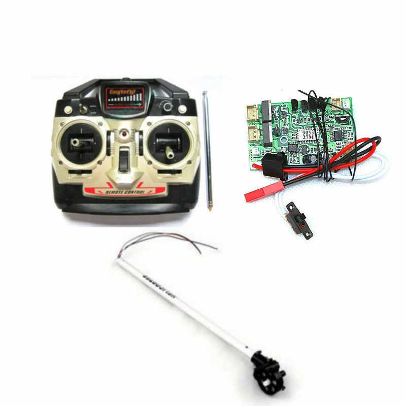 9053-23 Radio Control RC Helicopter Replacement Part controller equipment 27 40