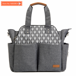 baby travel changing diaper tote fashion mummy maternity nappy bag organizer baby bag stroller messenger bags handbags for moms