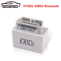 Origina 100% Original XTOOL iOBD2 Bluetooth OBD2/EOBD Auto Scanner Code Reader For iPhone/Android Vehicle Diagnostic Tool