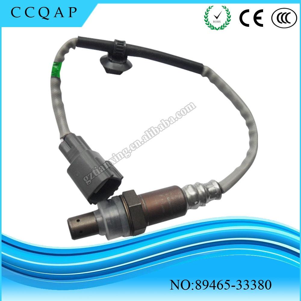 High quality 89465-33380 Lambda O2 Oxygen Sensor For Toyota Camry Lexus ES330 2004-2006 3.3L