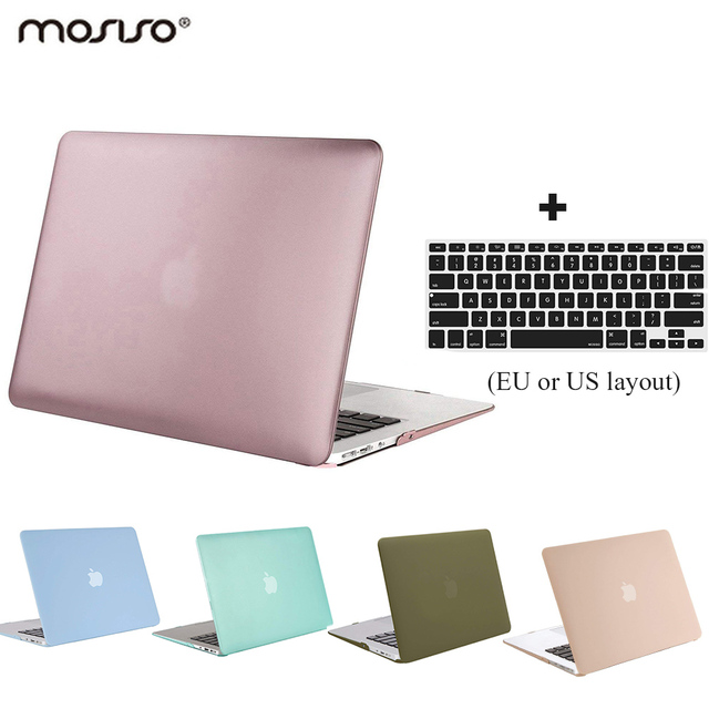 super popular 85ecc 686ff US $10.99 |Mosiso Laptop Hard Shell Case for MacBook Air 11 A1370/A1465  Laptop Protective Cover Sleeve Case for Macbook Air 13 A1466/A1369-in  Laptop ...