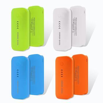 06e572fdb13 Banco de potencia Real 5600 mah externo USB móvil de copia de seguridad  externa de la batería del teléfono móvil Cargador Universal para P20 pro  teléfonos