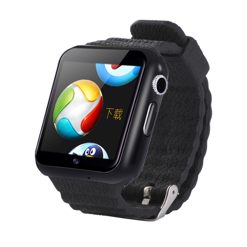 Watch Tracker Fitness Sport Waterproof Whatsapp Wifi Facebook 3G V7W Monitor Casual-Camera