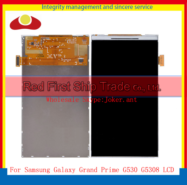 """10Pcs/lot High Quality 5.0"""" For Samsung Galaxy Grand Prime G530 G531 G5308 Lcd Display Screen Free Shipping+Tracking Code"""