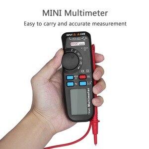 Image 2 - BSIDE multímetro Digital portátil ADM92, valores eficaces auténticos, rango automático, 6000 recuentos, probador TRMS con control de cable en vivo, Temp, NCV Hz, diodo de ohmios