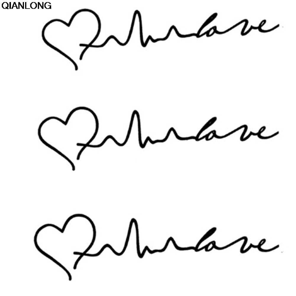 Heartbeat Tattoo On Paper Best Tattoo Ideas